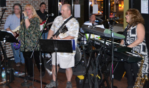One2Many Long Island band April 19, 2014 at Medley's Restaurant